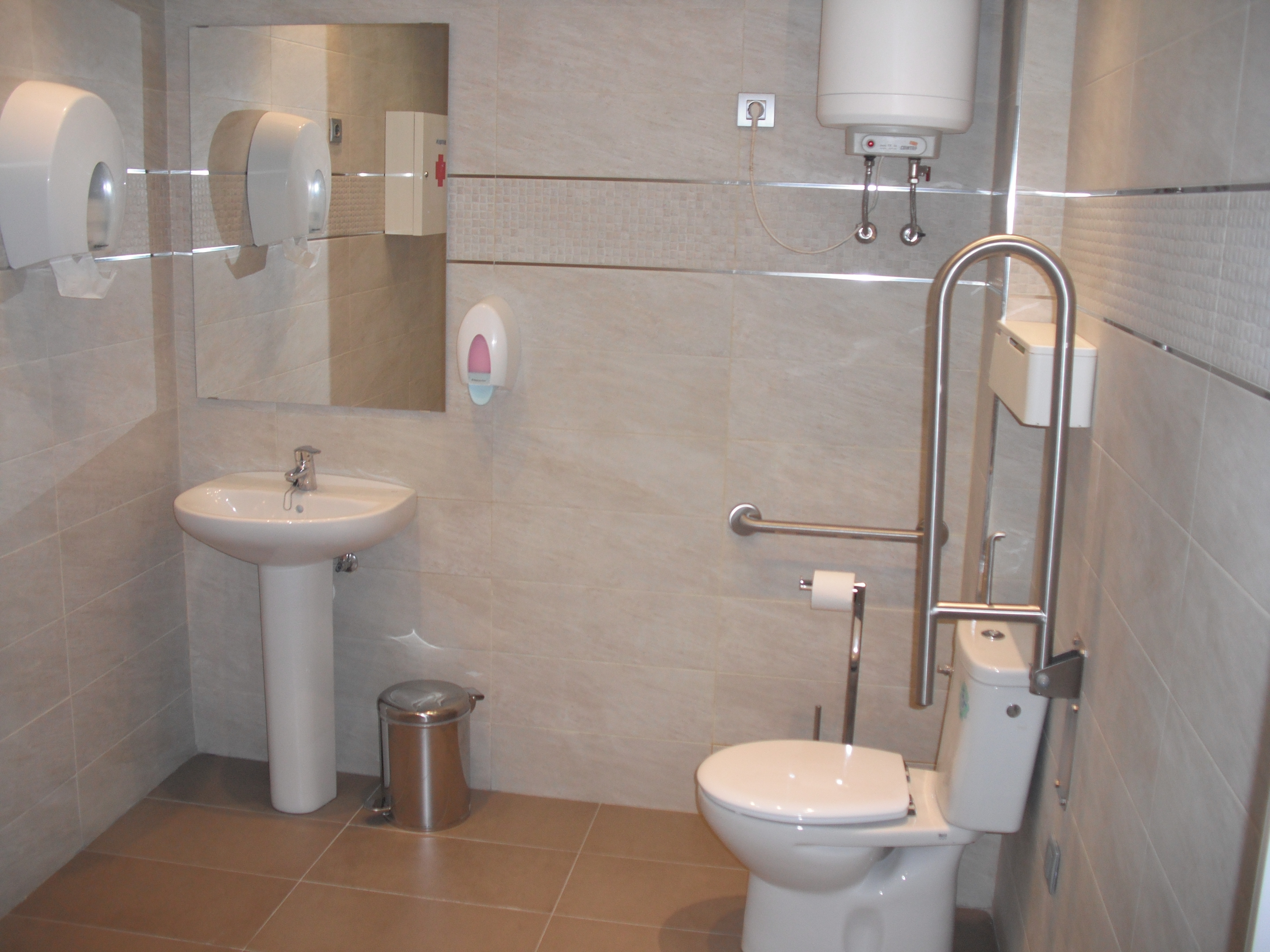 Diseno De Un Baño Para Discapacitados:Fotos De Banos Para Discapacitados Pictures to pin on Pinterest